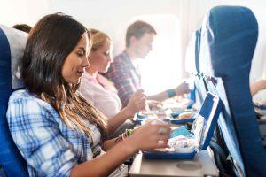 چگونه در هواپیما با احترام رفتار کنیم؟