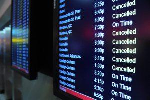 تأخیر و کنسلی پرواز در خطوط هوایی امری عادی شده است.