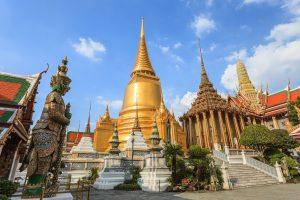 معبد بودای یدر بانکوک برای سفر توریستی