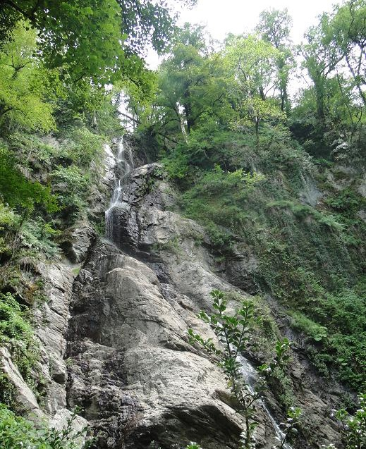 آبشار لاملیچ گرگان