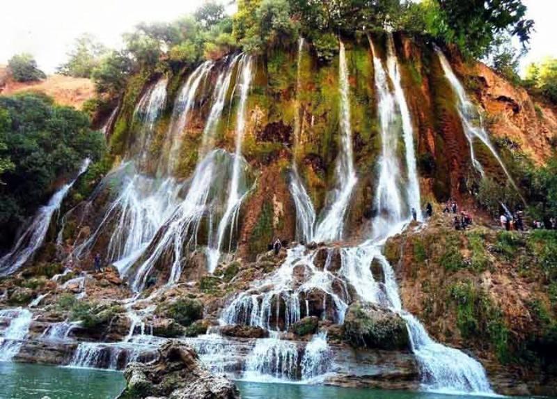 آبشار بیشه دورود لرستان