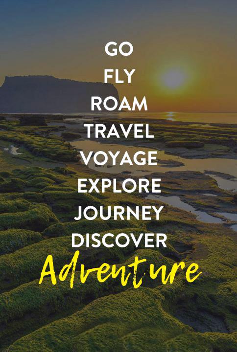 برو،سفر کن ،کشف کن و ماجراجویی کن!